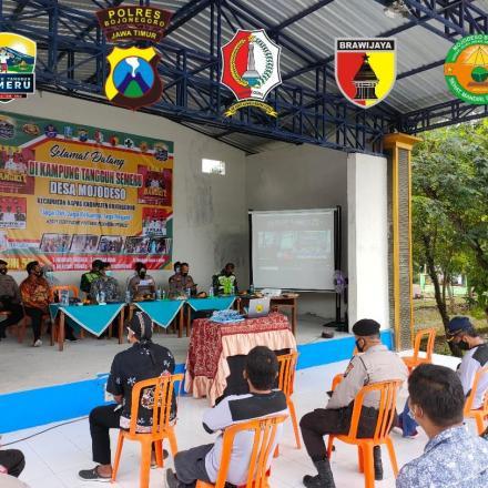 Album : Kampung Tangguh Semeru Desa Mojodeso